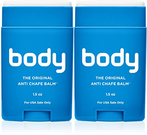 Body Glide Original Anti-Chafe Balm, 1.5oz, 2-pack