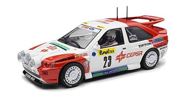 Scalextric Original Ford Escort RS Cosworth, vehículo (Fabrica de Juguetes A10196S300): Amazon.es: Juguetes y juegos