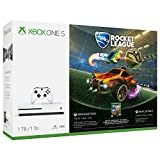Xbox One S 1TB Console Rocket League Blast-Off Bundle Deal (Small Image)