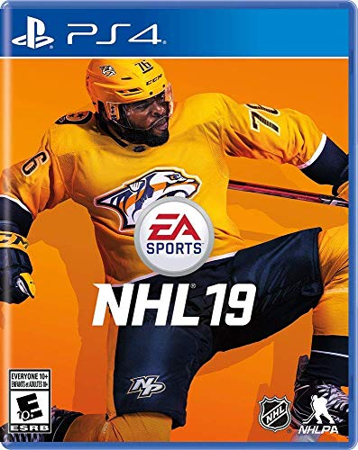 Price comparison product image NHL 19 PS4