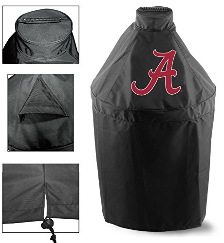 Holland Covers GC-K-AL Officially Licensed University of Alabama Kamado Style Grill Cover