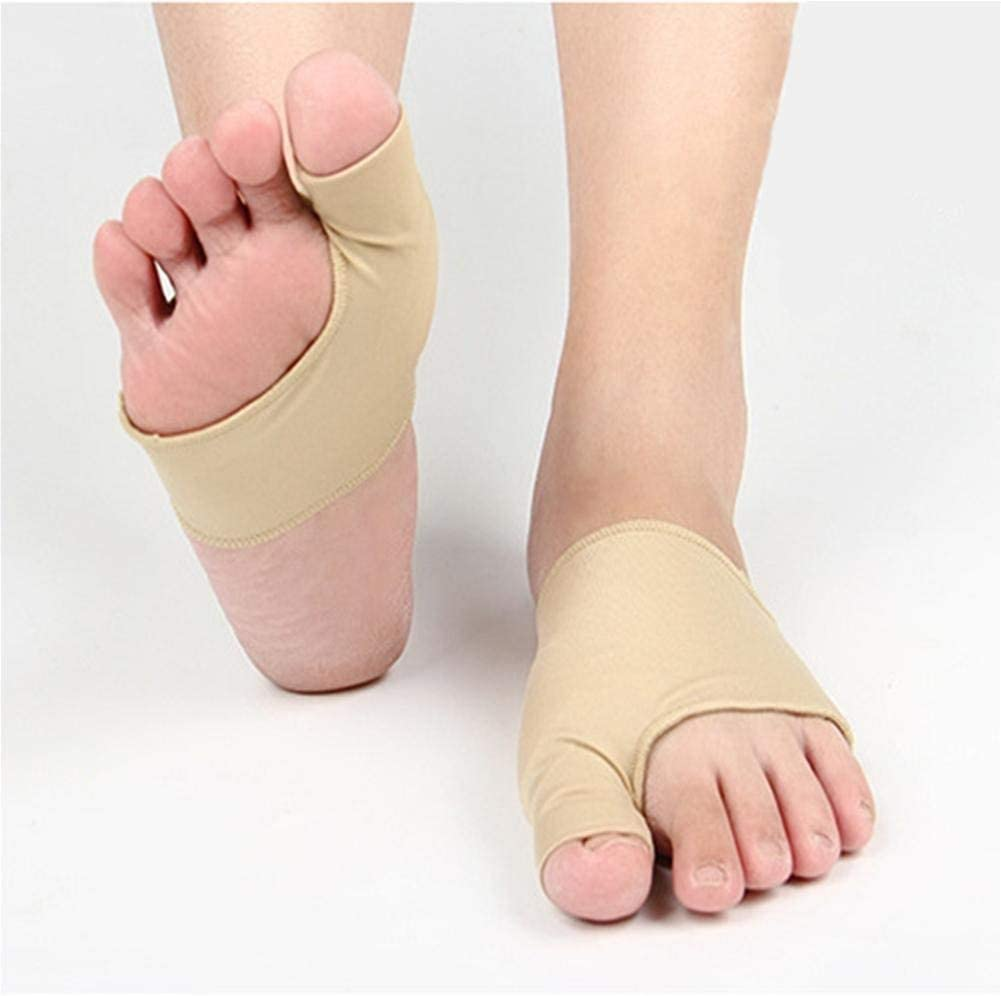 WANNA.ME Professiona Hallux Valgus Enfermería Gran Dolor de pies Conjuntos de Pulgar Valgus Dolor Conjuntos de Bursitis Eversión del Dedo del pie