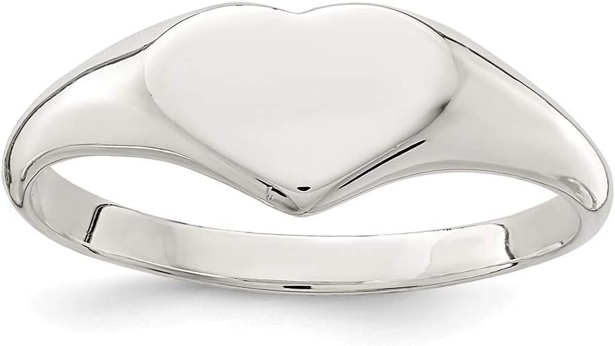 Real sterling silver stylish women ring hallmarked solid 925 nickel free