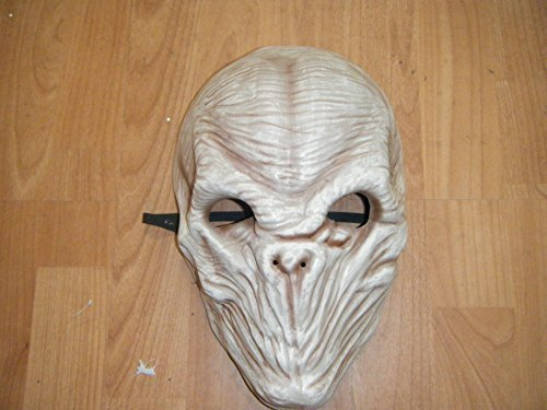 (Wrestling Masks Uk The Silence Doctor Who)