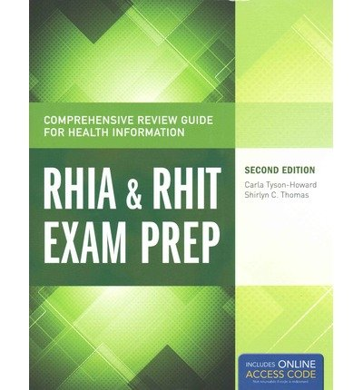 [(The Comprehensive Review Guide for Health Information)] [Author: Carla Tyson-howard] published on (January, 2015)