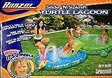 Best Banzai Kiddie Pools - Slide 'N Splash Turtle Lagoon Review