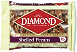 Diamond Shelled Pecans, 10-Ounce (Pack of 12)