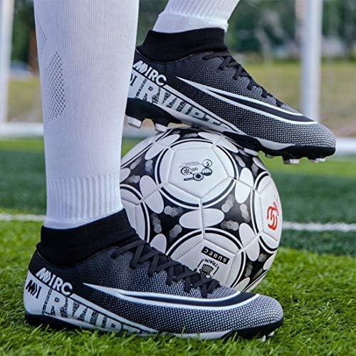 サッカーシューズ メンズ スパイク サッカートレーニングシューズ ジュニア 大人 専門家サッカー ファッション 滑り止め 軽量 男女兼用 22.5cm~27.0cm