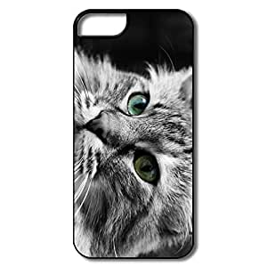 Uncommon Cat IPhone 5/5s Case For Friend by runtopwell