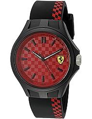 Ferrari Mens Quartz Multi Color Casual Watch (Model: 0830325)