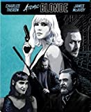 Atomic Blonde - STEELBOOK - (4K UHD + Blu-ray + Digital) Limited Edition