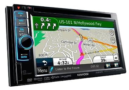 KENWOOD DNX691HD Multimedia Receiver Driver Windows 7