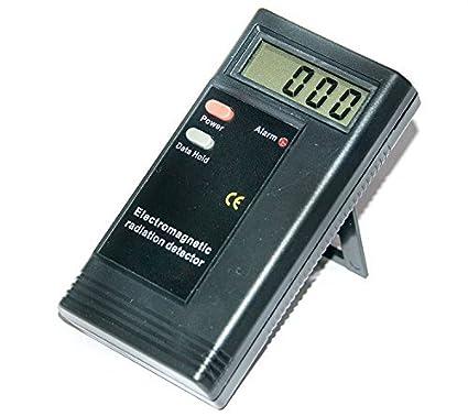 PROtastic EMF Meter extra sensible para & Paranormal fantasma caza Electro Magnetic radiation detector