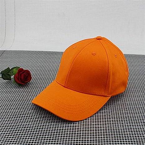 SHASO Gorra de béisbol 10 Colores Algodón Béisbol Adulto Moda ...