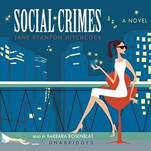 Social Crimes Audiobook