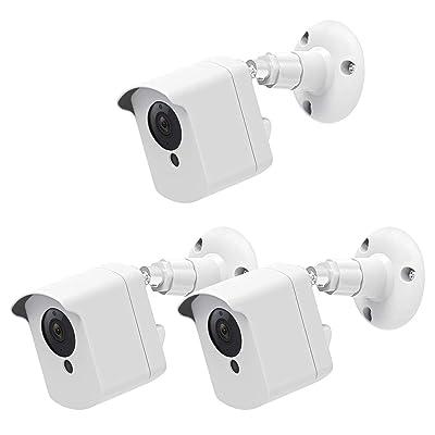 Wyze Cam Wall Mount Bracket & Wyze Cam Indoor Camera
