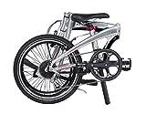 Dahon Vigor P9 Polished Folding Bicycle