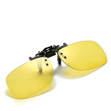 Amazon.com: HONGNA - Clips para gafas de colores polarizados ...