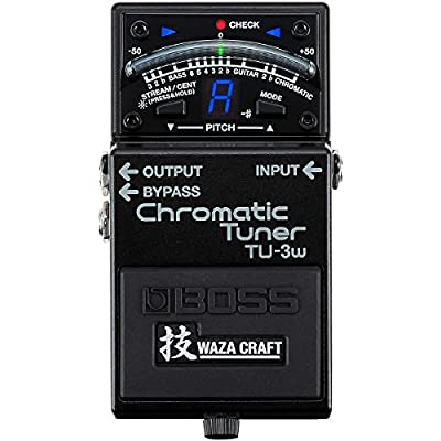boss-tu-3w-waza-craft-chromatic-tuner