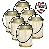 Auto Defender DF401-AD Fuel Filter for 6.7L Turbo Engines (6)