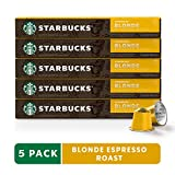 Best Espresso Pods - Starbucks by Nespresso, Blonde Roast Espresso Review