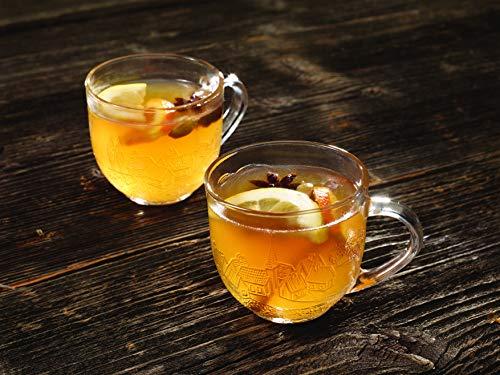 Lipton aromatisierter Rooibos Tee (dezente Gewürznote) 3er Pack (3 x 25 Teebeutel)