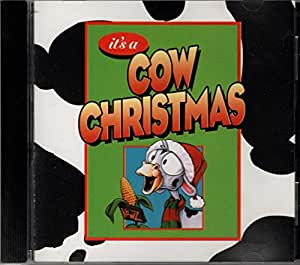 It's a Cow Christmas