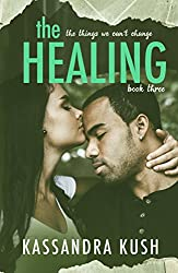 The Healing (The Things We Can't Change Book 3)
