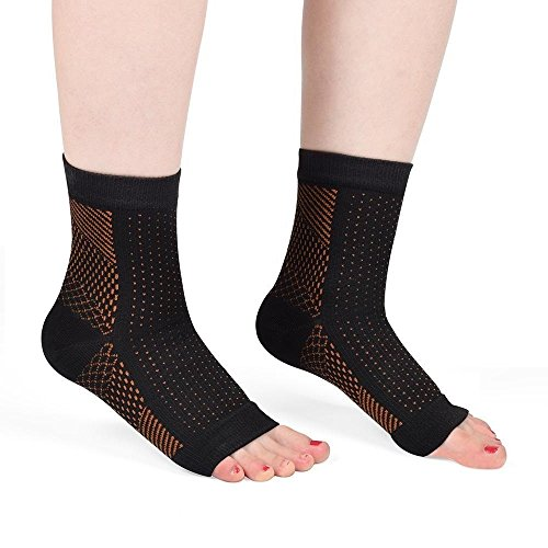 Underwear & Sleepwears Motivated Men Women Leg Support Stretch Compression Socks Below Knee Socks Hot Z1 Outstanding Features