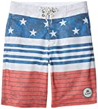 Billabong Big Boys' Spinner Lo Tides Stretch Boardshort