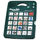 GoTalk 20-Plus with Overlay Software CD