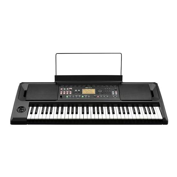 Korg EK-50 - Teclado digital con 61 teclas sensibles al tacto: Amazon.es: Instrumentos musicales