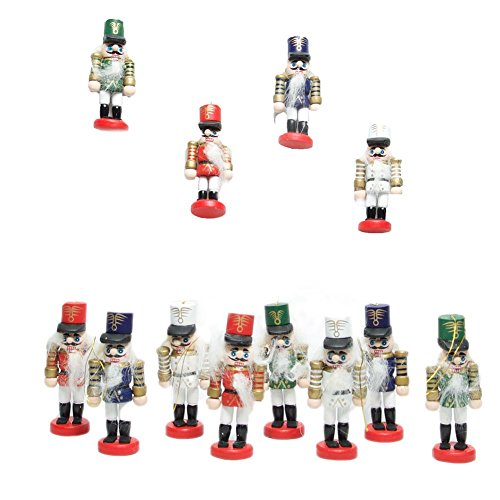 Fun Express 1809 Nutcracker Ornaments