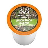 team coffee cups - Realtree Buckshot Blend Single-Cup Coffee for Keurig K-Cup Brewers 40 Count