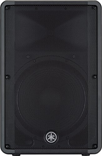 Yamaha DBR Series DBR15 Powered Speaker Cabinet from Yamaha