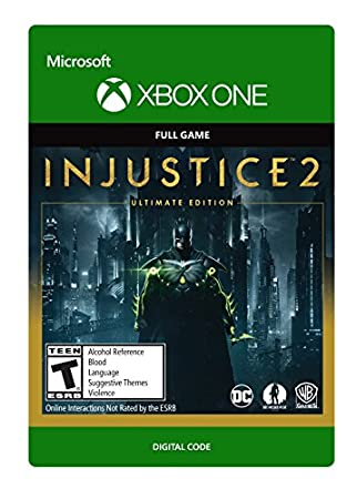 Injustice 2: Ultimate Edition - Xbox One [Digital Code]