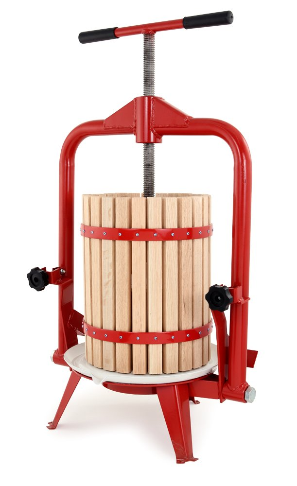 TSM Products TSM Harvest Fruit and Wine Press, 18-Liter by TSM Products (Image #2)