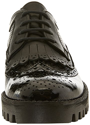 Donna amp;CO Nero Oxford Scarpe 8795 IGI UBaZqc