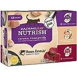 Rachael Ray Nutrish Natural Wet Cat Food, Paw Licken' Chicken, Grain Free
