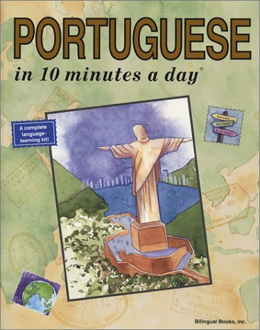 By Kristine K. Kershul PORTUGUESE in 10 minutes a day¶© (2nd Second Edition) [Paperback] pdf