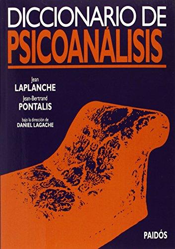 Descargar Libro Diccionario De Psicoanálisis ) Jean Laplanche