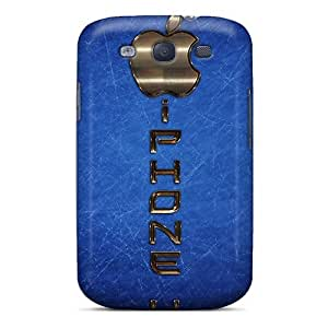 Snap-on Iphone 4 Case Cover Skin Compatible With Galaxy S3