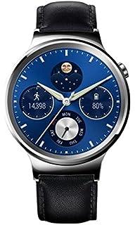 Huawei - Watch Classic - Montre pour Smartphone - Cuir Noir