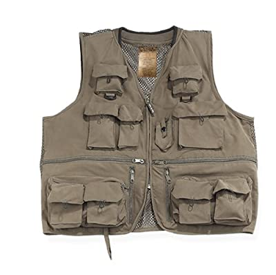 Master Sportsman Alpine Fishing Vest