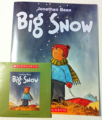 Big Snow with Read Along Cd