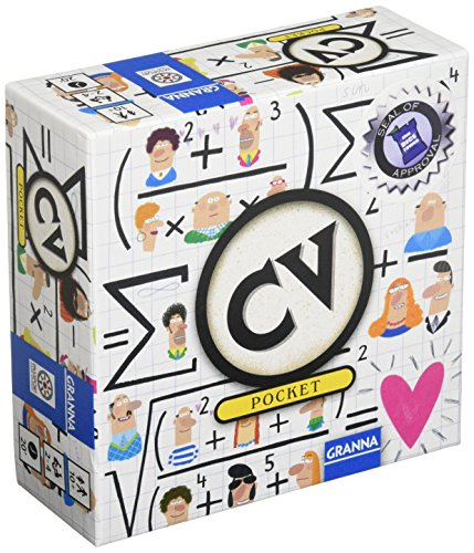 Funforge CV Pocket Game Board Games