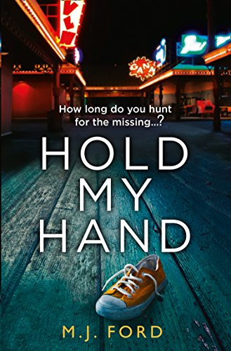 Hold My Hand: The addictive crime thriller you won't be able to put down!