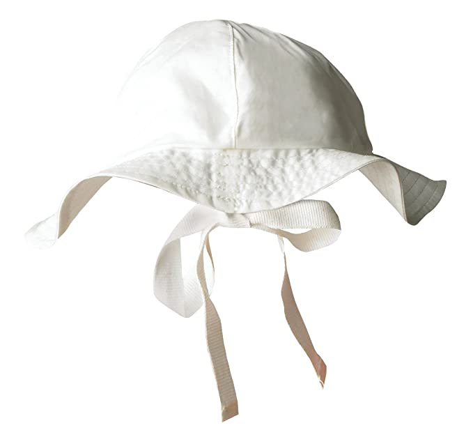 9032455ba2a Organic Egyptian Cotton Baby Sun Hat - Fair Trade (Medium 12-24 mo.