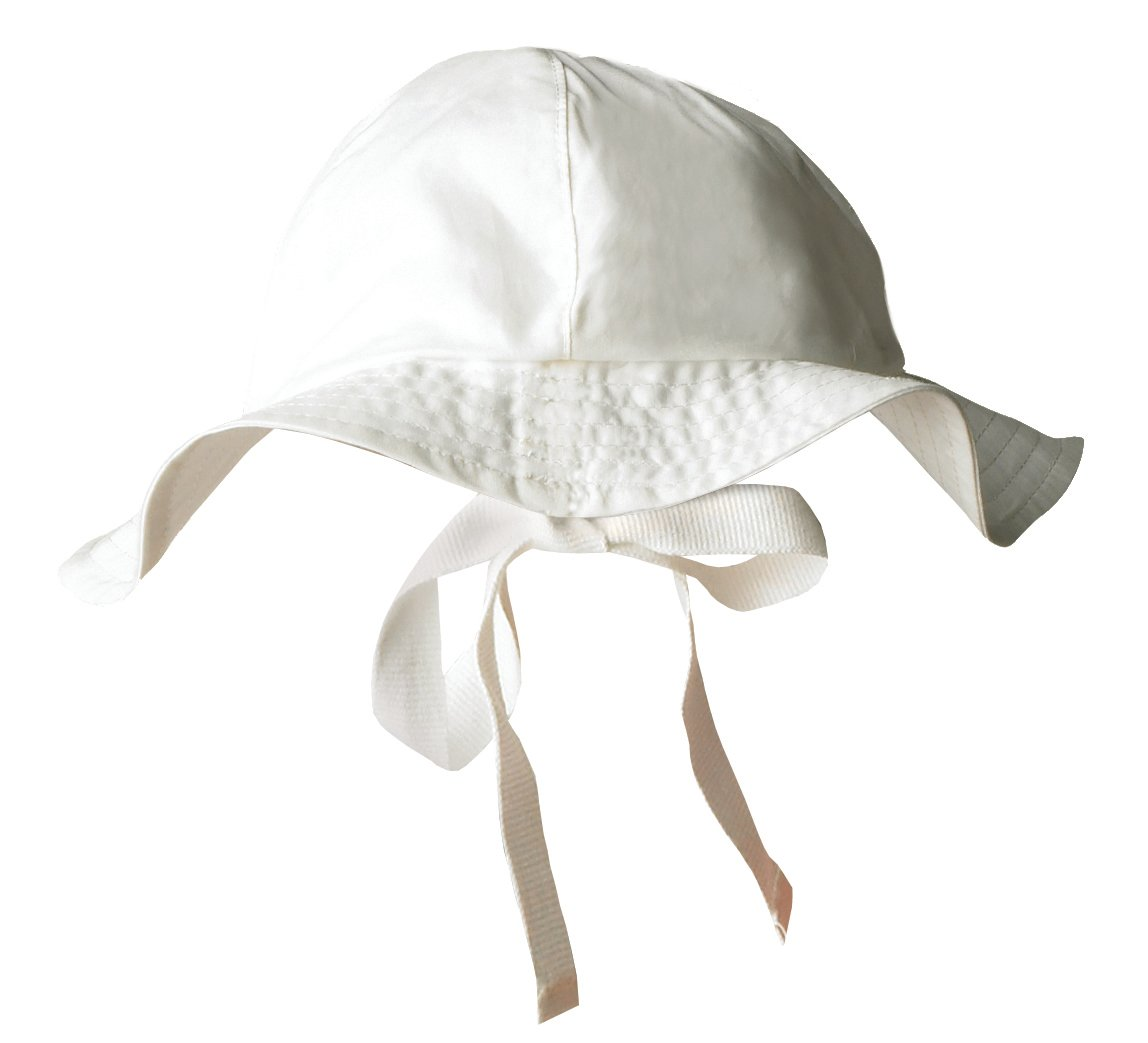 Organic Egyptian Cotton Baby Sun Hat - Fair Trade (Medium 12-24 mo.)