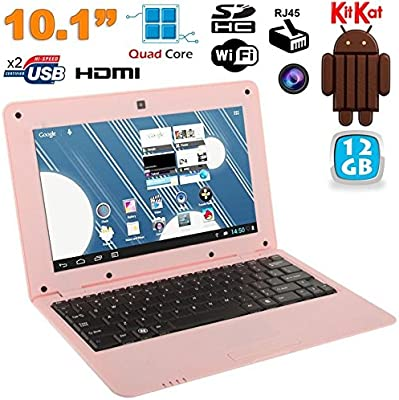 Mini PC Android 4.4 Netbook Ultra Portable 10 Pulgadas WiFi 12 GB ...